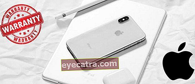 Nemme måder at kontrollere garantien på alle Apple-produkter iPhone, Mac, iPod