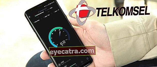 Sådan indstilles den nyeste Telkomsel 3G / 4G APN 2021 Hurtig og stabil!