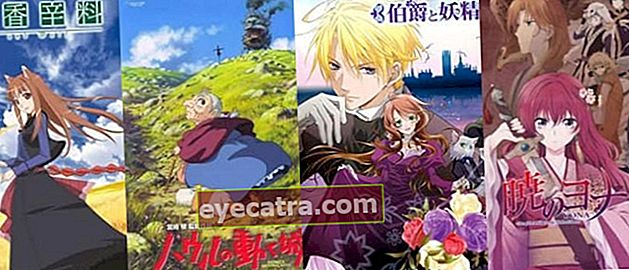5 καλύτερα ρομαντικά Anime φαντασίας για παρακολούθηση στο σπίτι