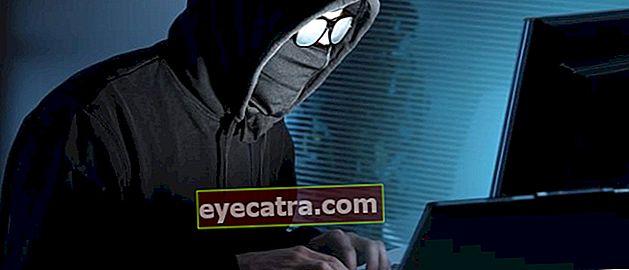 Εύκολοι τρόποι για την προστασία του υπολογιστή από τους χάκερ όταν είστε καταδιώκονται