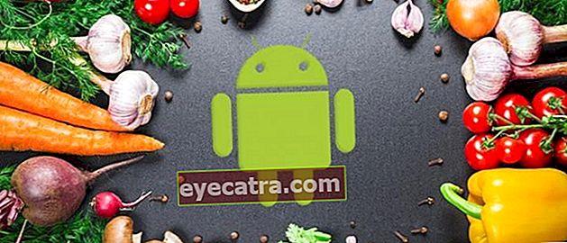 10 legjobb receptalkalmazás az Android 2018-hoz