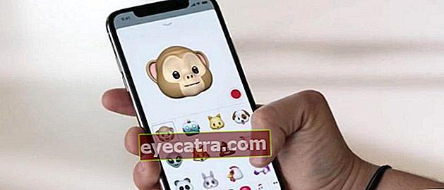 Sådan bruges Animoji iPhone X på enhver Android