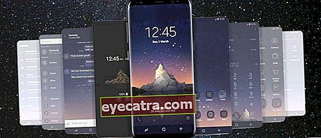 Bedste gratis Samsung-mobiltemaer 2018, velegnet til alle typer!