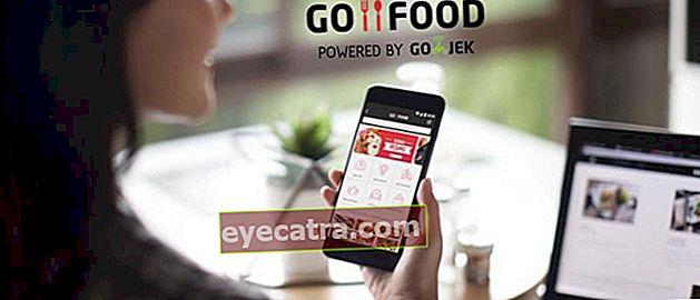 Ο ευκολότερος τρόπος για να εγγραφείτε GO-FOOD στο Διαδίκτυο, δωρεάν!