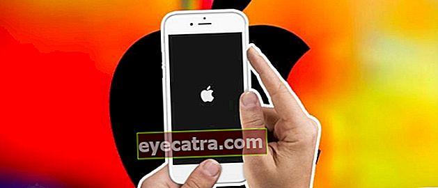 Sådan skærmbillede af iPhone og iPad af alle typer iPhone 5 / 5s / 6/7/8 / X