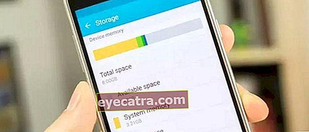 Εσωτερική μνήμη πλήρως γρήγορα; 5 Αυτή η εφαρμογή Android είναι η λύση