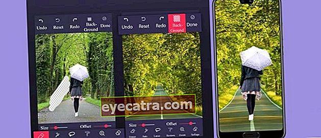 10 legjobb háttér-fotószerkesztő alkalmazás Androidon (2020-as frissítés)