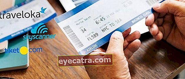 8 olcsó és legmegbízhatóbb repülőjegy-alkalmazás, készítsen előkészületeket nyaralásra!