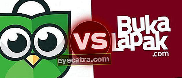 Tokopedia VS Bukalapak, minden összehasonlítás, amelyet tudnia kell!