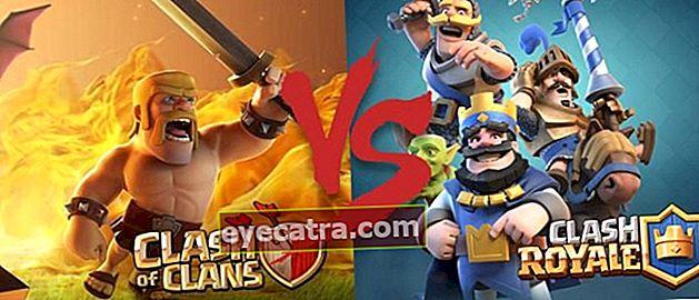 Clash Royale VS klánok összecsapása, melyik izgalmasabb?