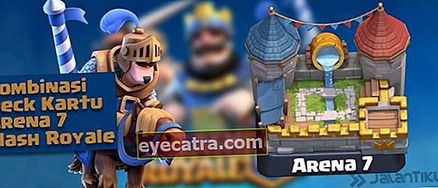 Kártya kombinációk (Battle Deck) Aréna 7 legjobb Clash Royale