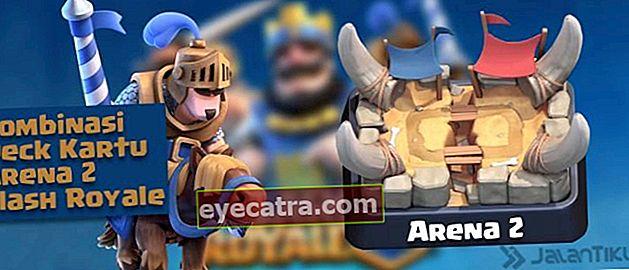 Kártya kombinációk (Battle Deck) Aréna 2 legjobb Clash Royale