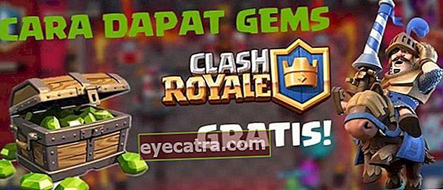 Hogyan lehet ingyen drágaköveket szerezni a Clash Royale-ban hitelkártya nélkül