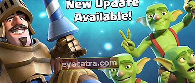 Ezek a Clash Royale Update 1.2.1 verzió legújabb funkciói