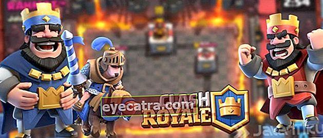 Hogyan lehet 2 Clash Royale-fiókot egyszerre játszani 1 Android-ban