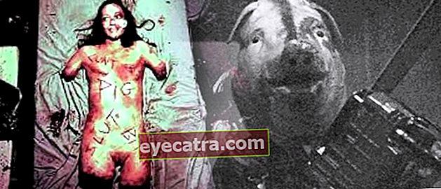 Sadistisk! Den tragiske historie bag 'Lolita Slave Toy' dybe web-sexvideo