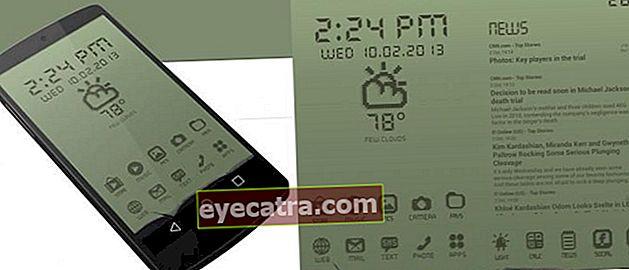 Hogyan lehet megváltoztatni az Android olyan régi Nokia megjelenését