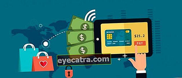 5 legnépszerűbb és legjobb e-pénztárca alkalmazás Indonéziában Nem probléma, hiányzik a pénztárca!