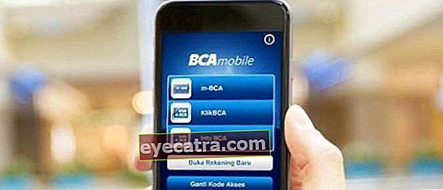 Hogyan lehet regisztrálni és aktiválni az m-Banking BCA-t anélkül, hogy ATM-be menne, biztonságos és gyors!