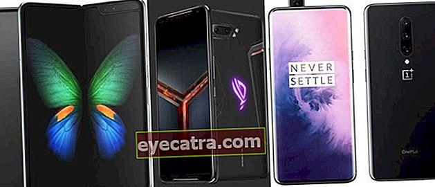 9 legjobb mobiltelefon, amely 2019 végéig jelenik meg, érdemes erre várni!
