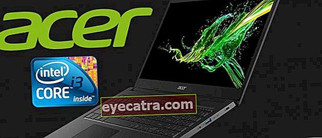 6 legújabb Acer Core i3 2020 laptop, ideális laptopok a diákok számára!