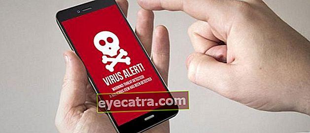 Hogyan lehet eltávolítani a vírusokat Android okostelefonokon víruskereső nélkül