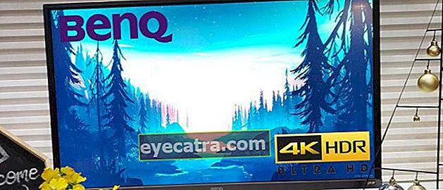 A legjobb 4K HDR játékmonitor ajánlás (2019) - BenQ EW3270U 4K monitor