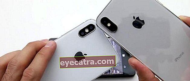 A 10 legpontosabb módszer az eredeti és a hamis iPhone megkülönböztetésére!