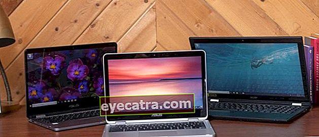 Ne érts félre! Ez a különbség a notebookok, a netbookok és a laptopok között