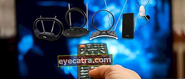 15 legjobb és legolcsóbb digitális TV-antenna 2020, olyan sima TV-nézés!