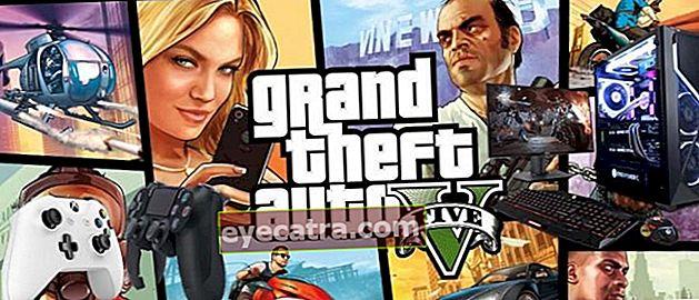 A legújabb és legteljesebb GTA 5 PS3, PS4, PC indonéz Cheat Code Collection