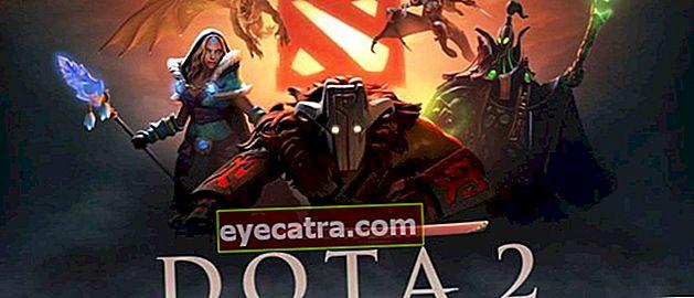 A Dota 2 csalások és azok használatának teljes gyűjteménye