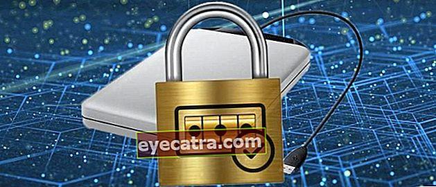 Τρόπος προστασίας εξωτερικών σκληρών δίσκων με κωδικό πρόσβασης | Ασφαλή δεδομένα!