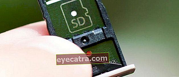 Hogyan kell egyidejűleg telepíteni a SIM-kártyát és a Micro SD-kártyát egy okostelefon-hibrid slotba