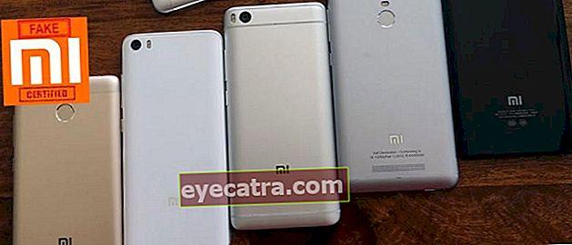 Δείτε πώς μπορείτε να ελέγξετε πρωτότυπα / ψεύτικα κινητά τηλέφωνα Xiaomi, ώστε να μην ξεγελαστούν (100% ακριβή)