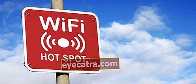 Χωρίς διαχωρισμό, αυτή είναι η διαφορά μεταξύ Wi-Fi και Hotspot!