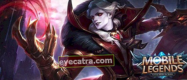 Επανεξέταση του Indepth Alucard στο Mobile Legends: Make You Immortal!
