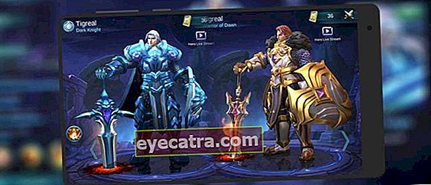 Οδηγός Tigreal Mobile Legends: Suck and Push Your Enemies to Death