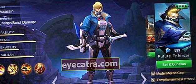 5 Hero Counter Hayabusa, Shadow Ninja στο Mobile Legends!