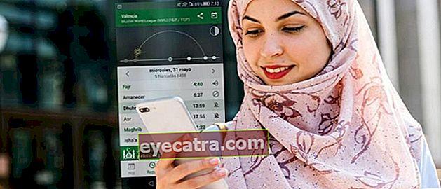 De 11 bedste islamiske Android-applikationer i Ramadan-måneden vil, hvis Gud vil, tilføje flere belønninger!