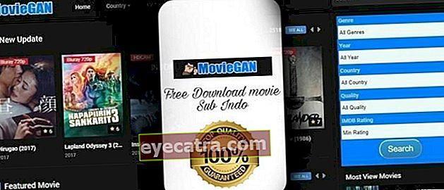 A legújabb Moviegan webhelycím 2020 | Töltse le oktatóanyagokkal!