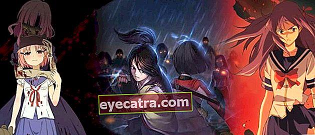 7 Καλύτερα Anime Zombie, πολλές σκηνές Ecchi;