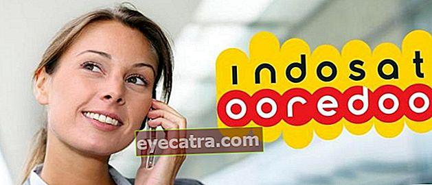 A legújabb Indosat 2020-as híváscsomagok listája | Olcsó, 3 ezer IDR-től kezdve!