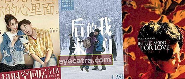 Vigyázz Baperre! Minden idők 7 legjobb romantikus kínai filmje