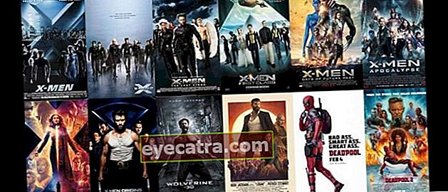 Az X-Men filmek sorrendje az elejétől a végéig teljes, így nem keveredik össze!