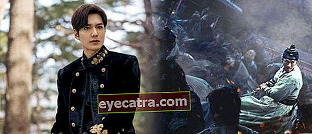 15 legjobb koreai királyi dráma és film 2020, meg kell nézned!