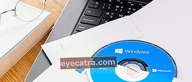 Απάτη!? Αυτό είναι διαφορετικό από τα αρχικά Windows, 50, 50 χιλιάδες και 1,5 εκατομμύρια