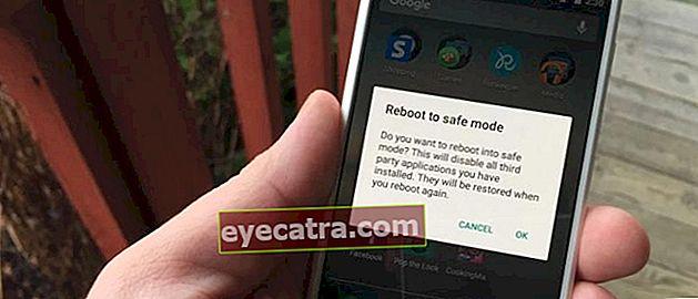 Πώς να ενεργοποιήσετε την ασφαλή λειτουργία Android, τι κάνει;