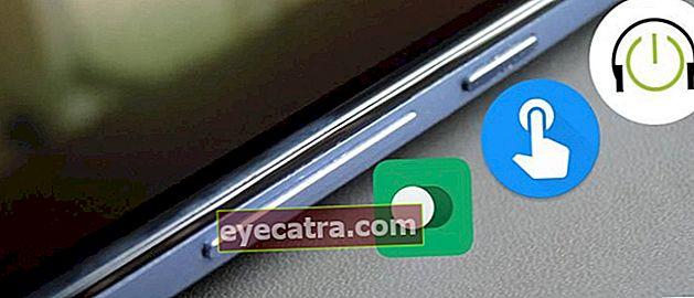 Σπασμένο κουμπί τροφοδοσίας smartphone; Μην πανικοβληθείτε, χρησιμοποιήστε αυτές τις 3 εφαρμογές