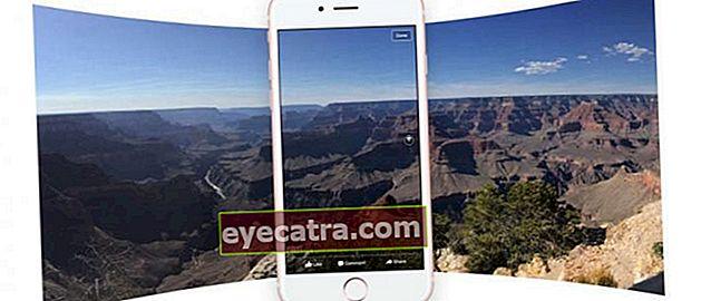 Δροσερός! Δείτε πώς μπορείτε να δημιουργήσετε φωτογραφίες 360 μοιρών και να τις δημοσιεύσετε στο Facebook